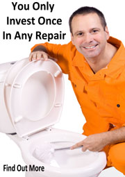 When you call us you'll recieve a veteran drain cleaning plumber. Years of expierence will assure you that we will stand behind every plumbing repair we make.